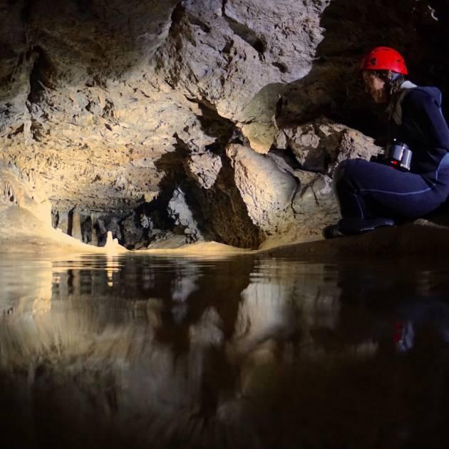 Grotta di Punta degli stretti